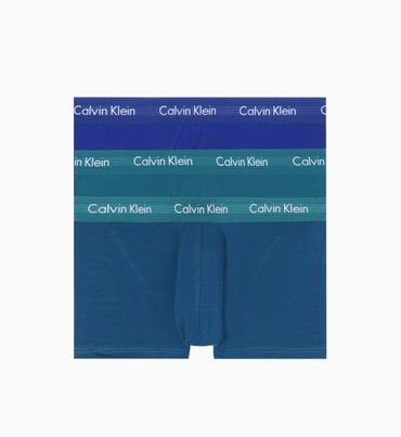 Pack-de-3-Boxers-de-Tiro-Bajo---Cotton-Stretch-CALVIN-KLEIN