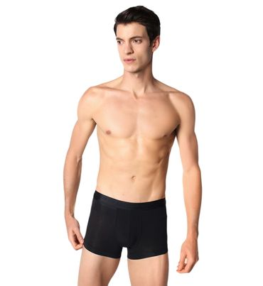 Boxer-Low-Rise-Trunk---CK-Black-Calvin-Klein