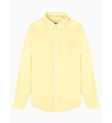 Camisa-Slim-Fit-con-Monograma-Bordado-Calvin-Klein