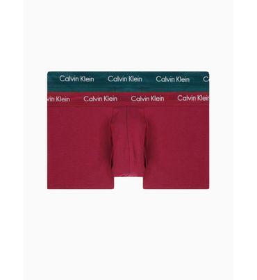Pack-de-2-Boxers-Low-Rise-Trunk-Classic-Fit---Cotton-Stretch-Calvin-Klein