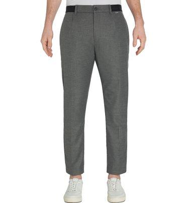Pantalon-Tapered-de-Twill-Calvin-Klein
