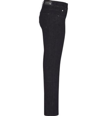 Jeans-Slim--Tiro-alto--Calvin-Klein