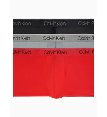 Pack-De-3-Boxers-Low-Rise-Trunk-Microfiber-Stretch-Calvin-Klein