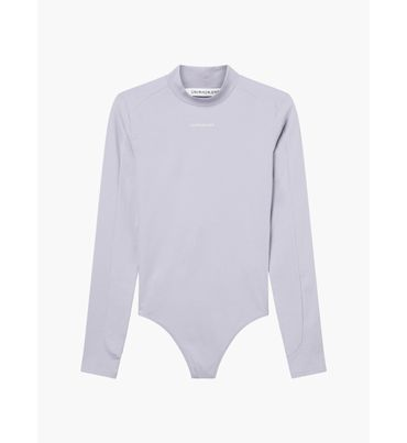 Bodysuit-de--mangas-largas-Calvin-Klein