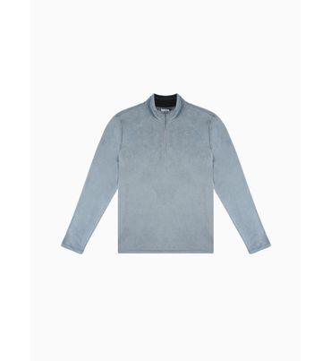 Half-Zip-Sweatshirt-Calvin-Klein
