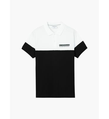 Polo-color-block-Calvin-Klein