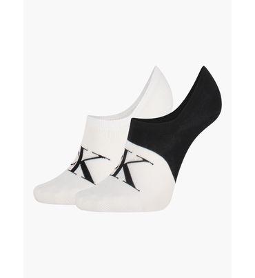 Pack-de-2-pares-de-calcetines-tobilleros-con-logo-Calvin-Klein