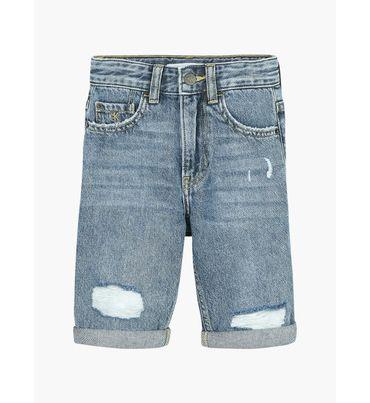 Shorts-skate-denim-para-niño-Calvin-Klein