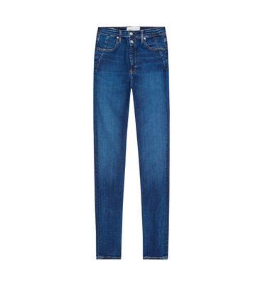 Jeans-high-rise-skinny-Calvin-Klein
