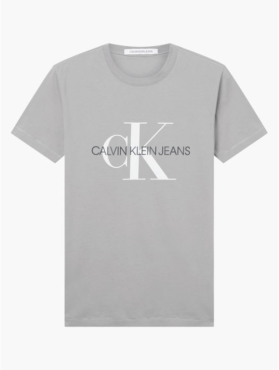 Playera-de-algodon-organico-con-monograma-Calvin-Klein