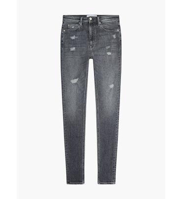 High-Rise-Skinny-Jeans-tobilleros---CK-The-Basics-Calvin-Klein