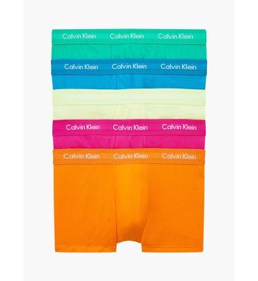 Paquete-de-5-boxers-de-tiro-bajo---Pride-Calvin-Klein