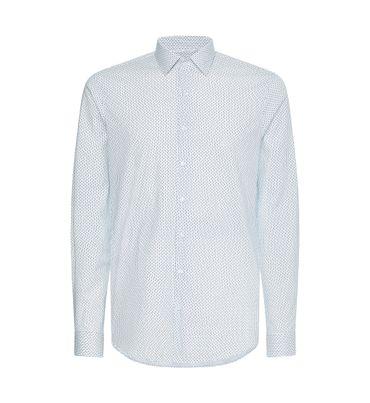 Camisa-texturizada-elastica-slim-Calvin-Klein