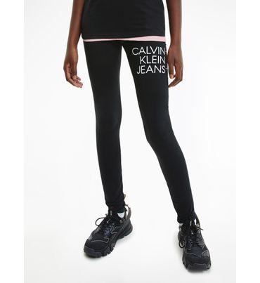 Leggings-de-algodon-organico-con-el-logo-para-niña-Calvin-Klein