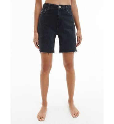 Mom-shorts-denim-Calvin-Klein