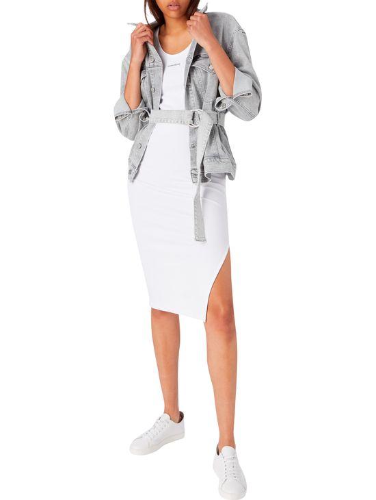 Vestido-midi-de-punto-de-canale-de-algodon-organico-Calvin-Klein