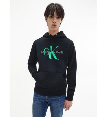 Sudadera-con-gorro-y-logo-y-monograma-Calvin-Klein