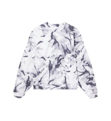 Sudadera-de-algodon-organico-con-estampado-de-marmol-Calvin-Klein