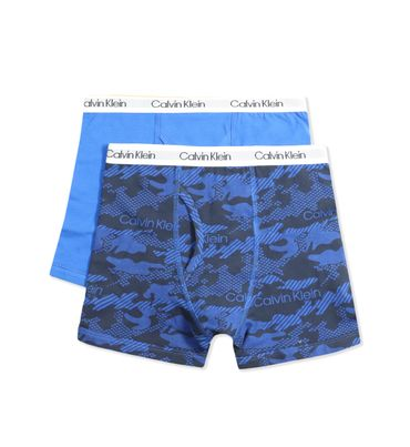 Pack-de-2-Boxers-Brief---Modern-Cotton-para-Niño-Calvin-Klein