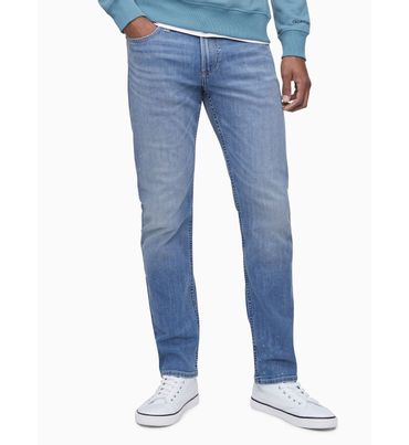 Jeans-high-stretch-slim-Calvin-Klein