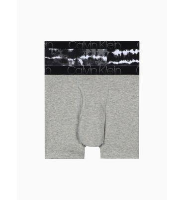 Paquete-de-2-Boxer-brief---Soft-cotton-para-niño-Calvin-Klein