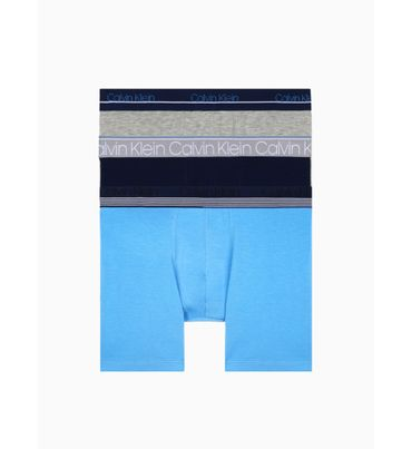 Pack-de-3-Boxers-Largos---Cotton-Stretch-Calvin-Klein