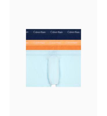 Paquete-de-3-Low-Rise-trunks---Cotton-stretch-Calvin-Klein