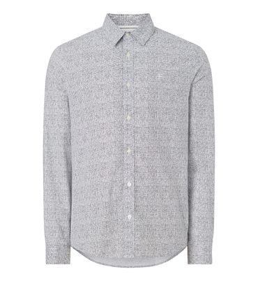 Camisa-stretch-de-algodon--Calvin-Klein