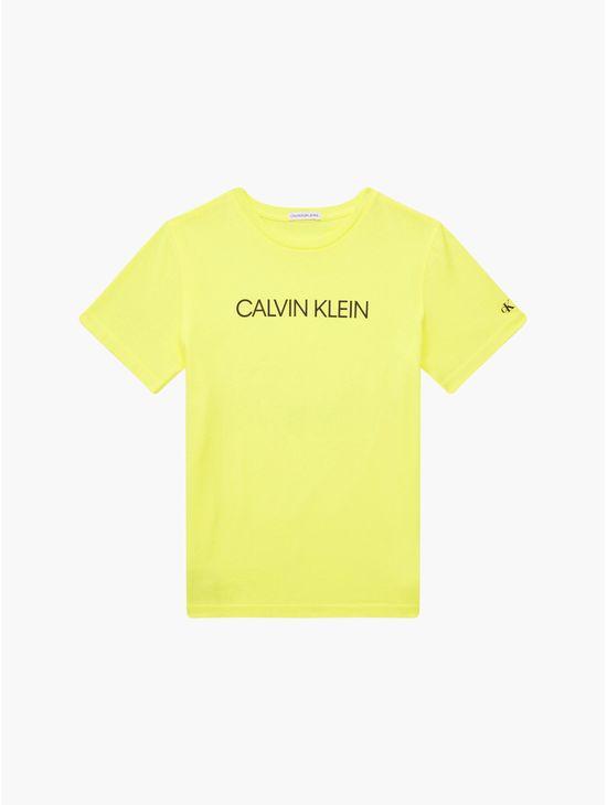 Playera-con-logotipo-en-el-pecho-para-niño-Calvin-Klein