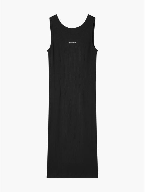 Vestido-bodycon-de-punto-canale-Calvin-Klein