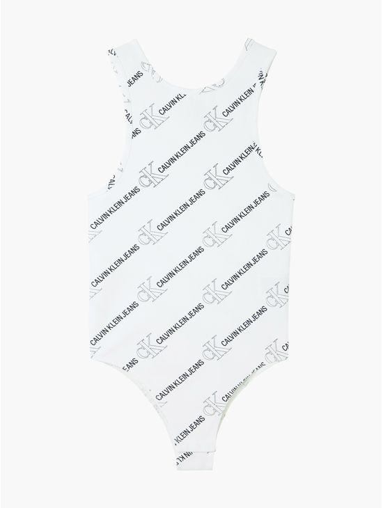 Bodysuit-de-algodon-organico-con-logo-Calvin-Klein