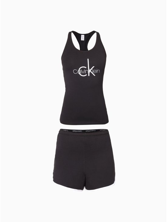 Set-de-short-de-pijama-Calvin-Klein