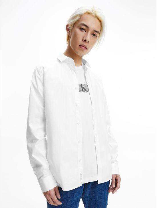 Camisa-de-algodon-Calvin-Klein